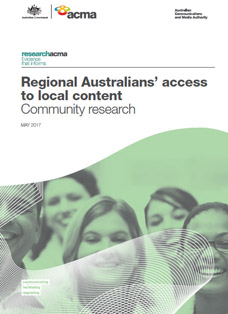 Regional Access to Local Content